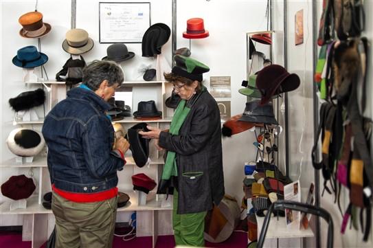 Brigitte Paillet - Mes Chapeaux et moi